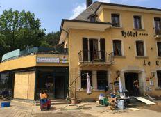 Solidarité pour l'hôtel restaurant Le Cigalon