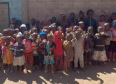 Donation for Fruitful Orphanage