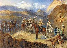 Game Entwicklung - Vom zweiten-Anglo-Afghanischen Krieg