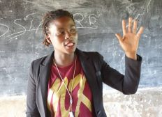 Kyaffe Farmers Coffee - Elizabeth Nalugemwa - Roundtrip flight to Thought for Food Academy