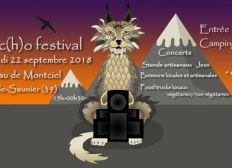 Création de l'Ec(h)o festival