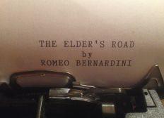 """Court metrage: """"The Elder's Road"""" Financement"""