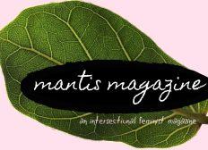 mantis magazine - erstausgabe