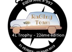 4L Trophy 2019 - RaGIng Team