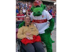 Behindertengerechter Umbau für Jürgen, erkrankt an ALS