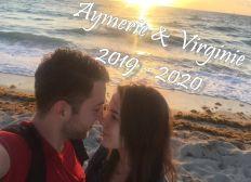 Aymeric & Virginie : Tour du monde 2019 - 2020