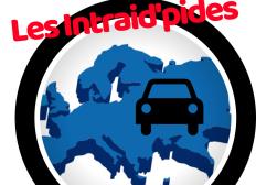 Les Intraid'pides - Europ'raid 2019