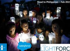 LIGHTFORCE - Road to Philippines 2019