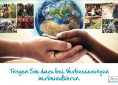 Spendenaktion Sanddamm für überlebenswichtigen Zugang zu Wasser