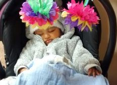 Refugee New Beginnings Bumps and Babies Group