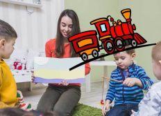 Création d'un livre pour enfants