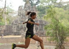 Run For Cambodia - Laurie PHAI LP86