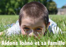 Aidons Ioané et sa famille
