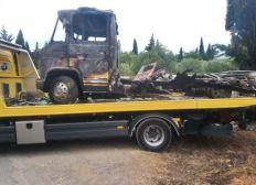Soutien pour le camping car de Fanou et Gwen qui a brûlé
