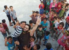300 orfani siriani in Siria da sfamare