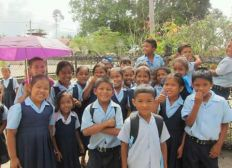 Raise Funds for Lokono Arawak School Development