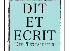 Textagentur Dit Et Ecrit