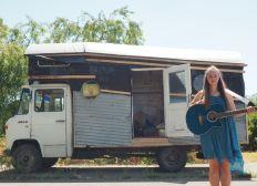 Panneaux solaires pour musicienne en Tiny House