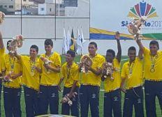 Colombia Fútbol 7 Parálisis Cerebral
