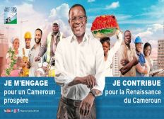 FOR A PEACEFUL CHANGE IN CAMEROON
