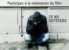 Court-Métrage - Je Me Souviens
