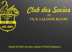 Club des Socios US LALINDE Rugby