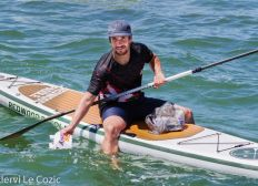 Descente en paddle