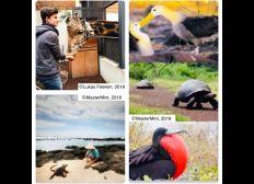 Galápagos-Forschungsexpedition: Wir retten die Umwelt!