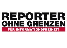 Für die weltweite Pressefreiheit - Spende für Reporter ohne Grenzen
