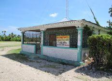 "Wiederinbetriebnahme ""Radio Fraternité FM"" in Port Salut - Haiti"