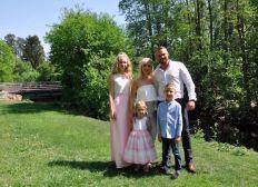 finanzielle Hilfe für Familie nach Kitesurfunfall des Vaters