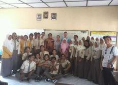 Für die Schulkinder in Lombok.