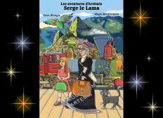 BD : Les aventures d'Artemis, Serge le Lama.