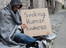 A helping hand for the homeless