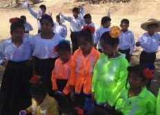 Construcción de madrasah para comunidad piurana