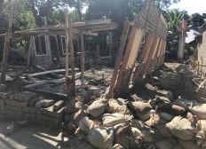 Earthquake Lombok (Indonesia)