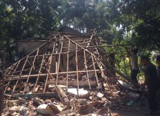 Lombok- Earthquake Donation for Friends and Families