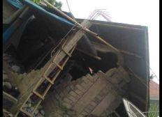 Soutien à une famille victime des tremblements de terre à Lombok - Indonésie