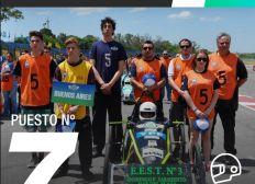 Desafio ECO YPF - Tecnica Nº3 (Mar del Plata, Argentina)