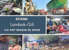 Lombok-Gili: reconstruire l'avenir