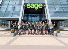 """alles rollt"" - Sage Foundation"
