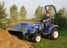Mietfirma für Landmaschinen