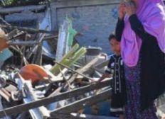 Urgent solidarité pour les victimes des séismes à LOMBOK