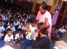 Ecole Sacré Coeur de Pondichéry