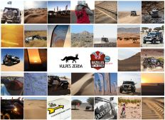 La Team Vulpes Zerda au Gazelles & Men Rally en novembre 2019