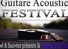 Guitare Acoustic Festival - 4ème édition