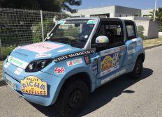 Rallye Aïcha des Gazelles 2019