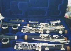 Remplacement des clarinettes de Gilles