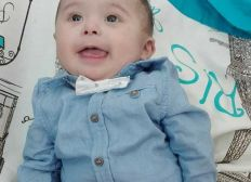 Aidez Elyes, trisomie 21, malformation au coeur