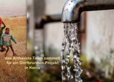 Sauberes Wasser - Quelle des Lebens